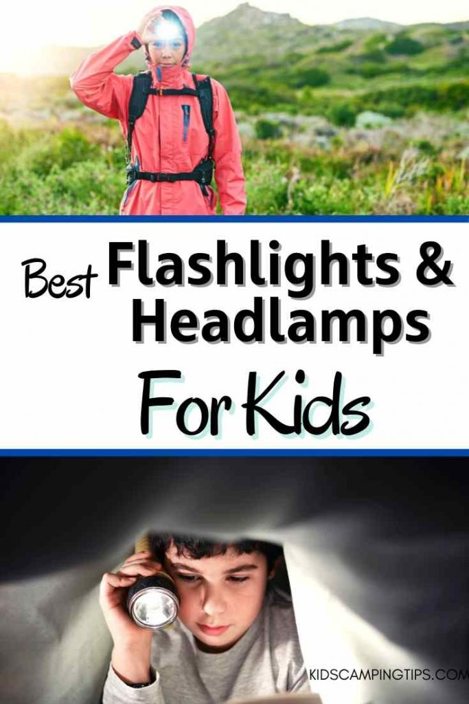 Best Flashlights and headlamps for kids