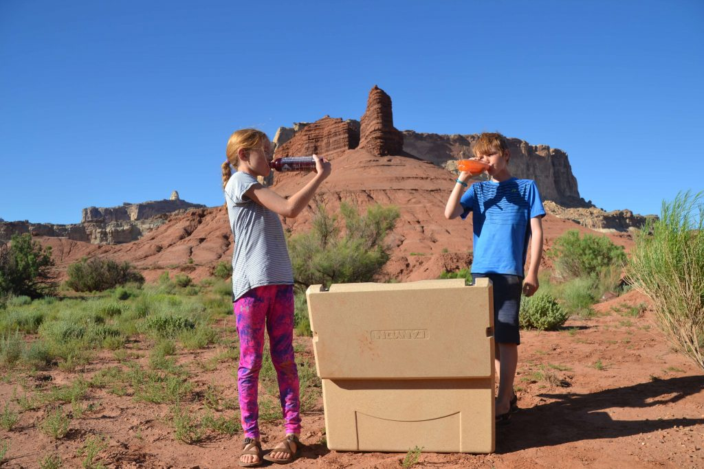 canyon coolers drinks