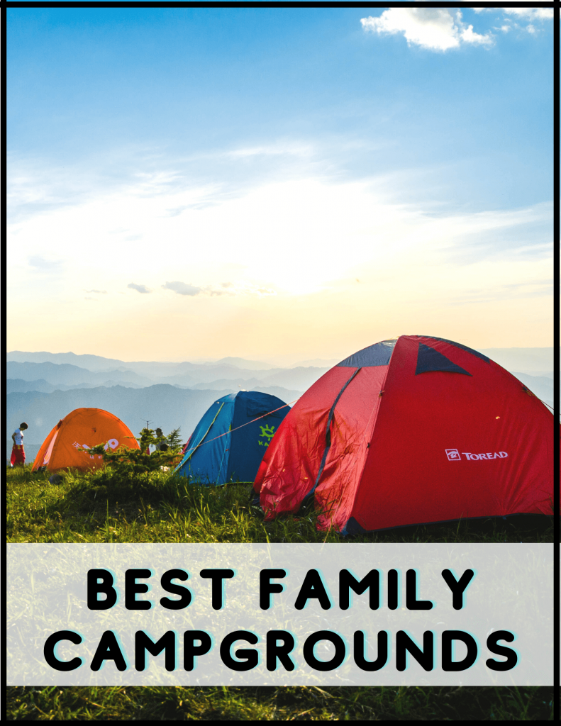 kids campgrounds