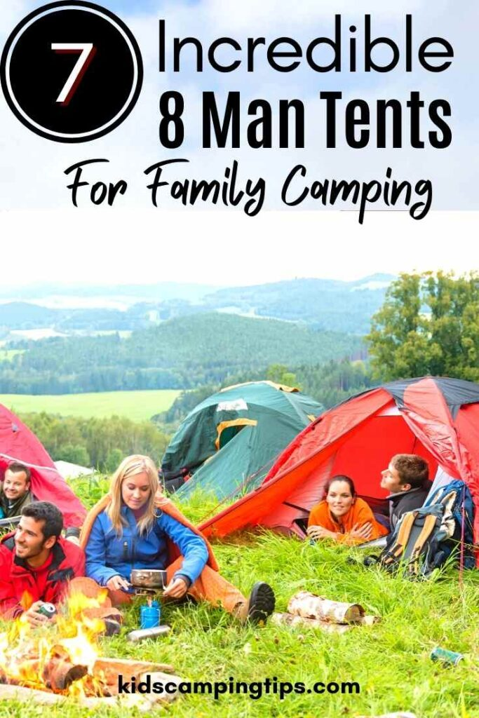 8 person tent review