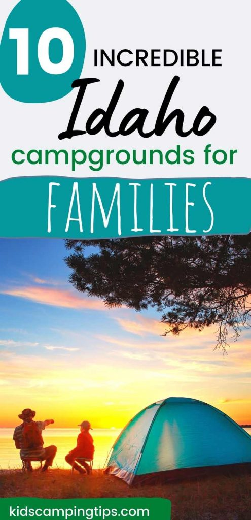 idaho campgrounds for family